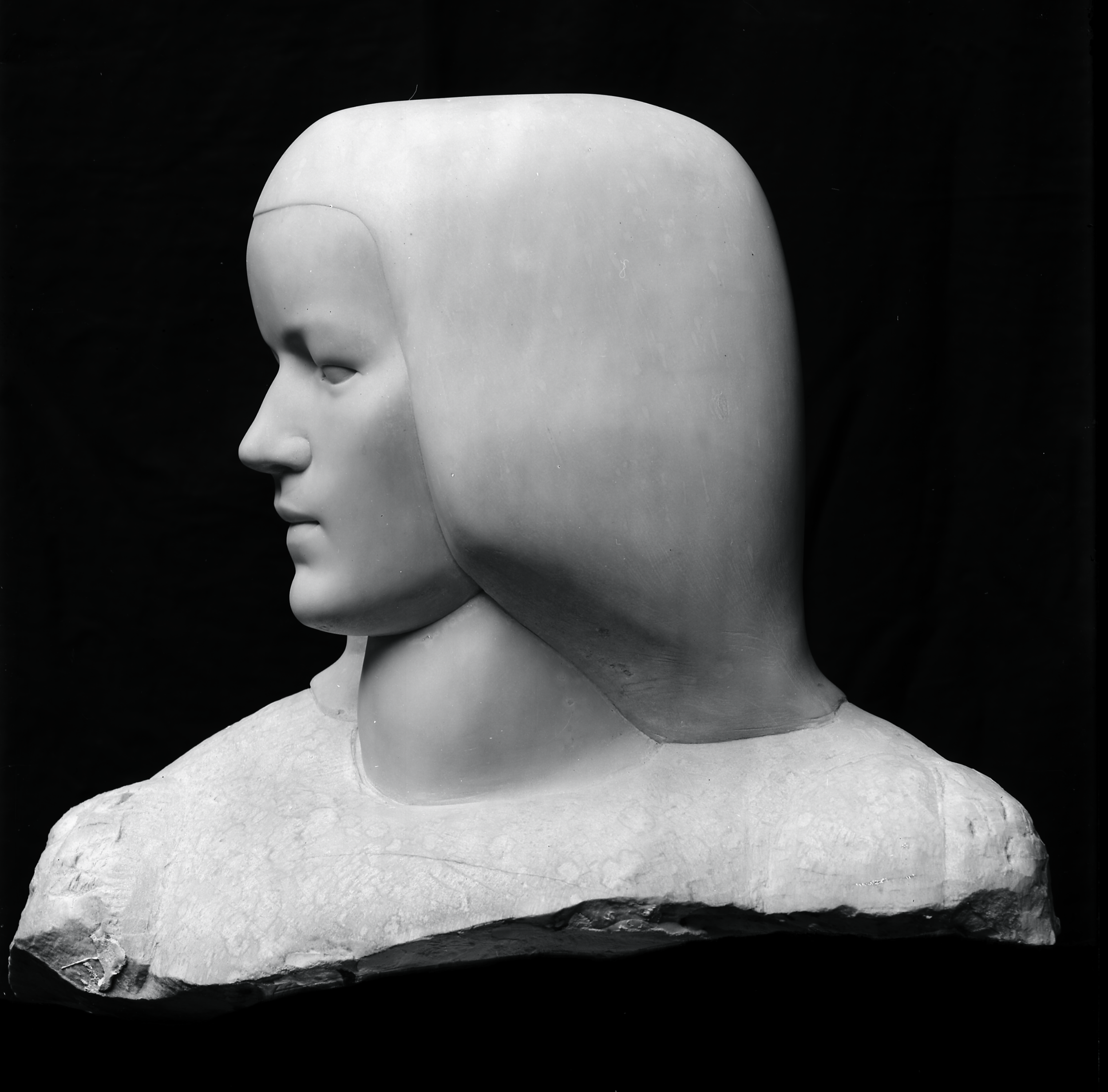 John Skeaping collection, Bust of Barbara Hepworth (BSR Fine Arts Archive)