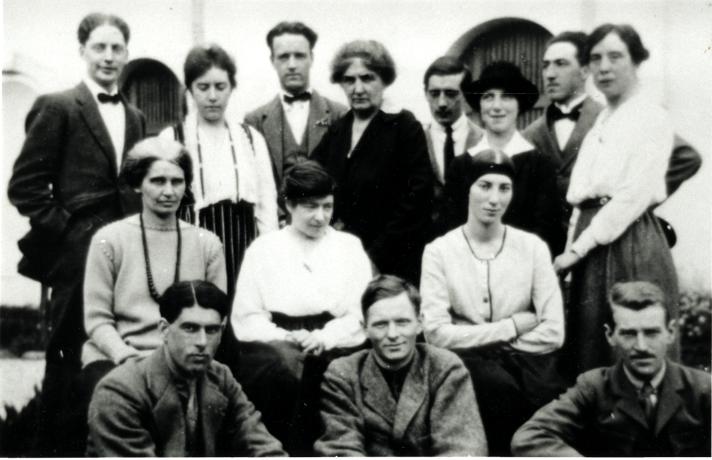 BSR Group Shot 1920s